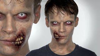 Zombie Make-Up Tutorial Halloween | Shonagh Scott | ShowMe MakeUp