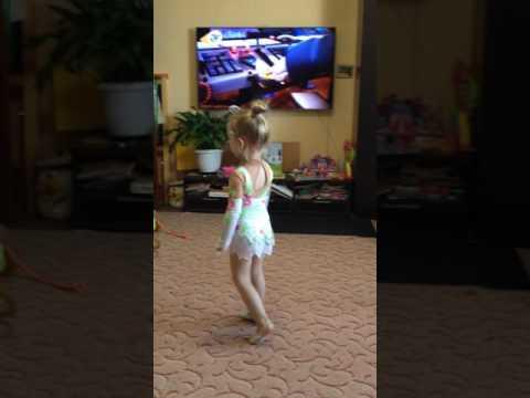 Танец экспромт