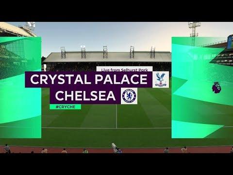Crystal Palace V Chelsea Live Watchalong