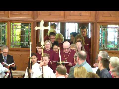 Easter Worship Service 4-01-18 St. John's Lutheran Church