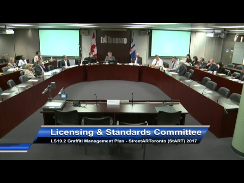 Licensing and Standards Committee - May 5, 2017