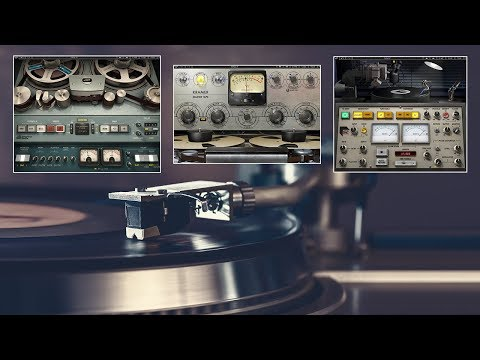 How To Add A Lo-Fi Vintage Vibe To Your Tracks