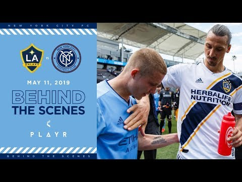 BEHIND THE SCENES | Los Angeles Galaxy vs. NYCFC | 05.11.19