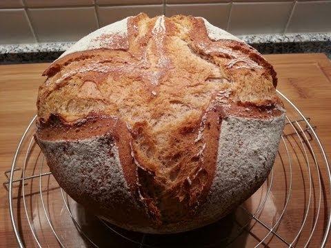 Thermomix TM 31 Französisches Brot im Bräter