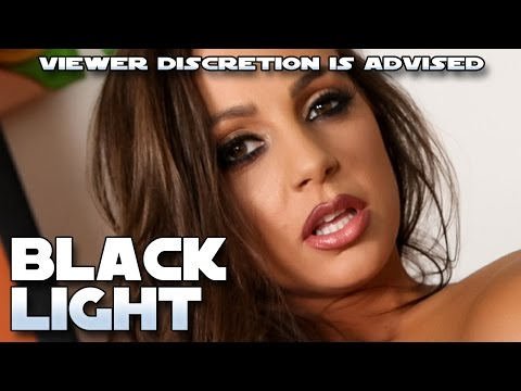 Abigail mac black light behind the scenes 1