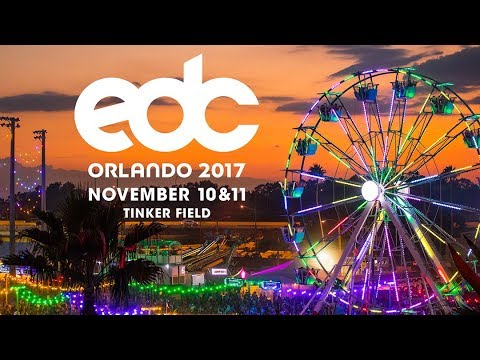 EDC Orlando 2017 Official Trailer Mp3