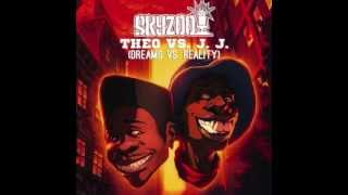 Skyzoo - The Ellis Wilson Painting On The Wall feat. Mayer Hawthorne - prod. by 14 KT