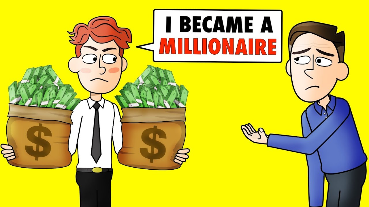 Download I Became A Millionaire But My Stingy Stepdad Didn't Get A Cent