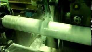 Круглая шлифовка алюминиевой