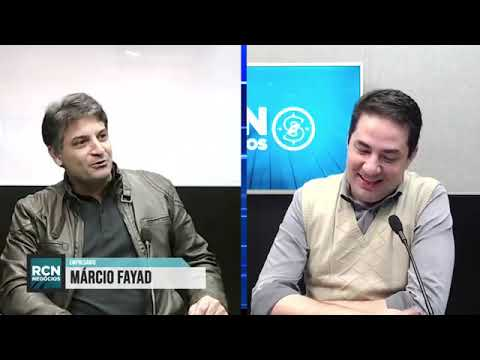 RCN Negócios - Com Márcio Fayad