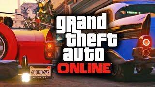 GTA 5 ONLINE | КРОВАВЫЕ ГОНКИ | GRAND THEFT AUTO