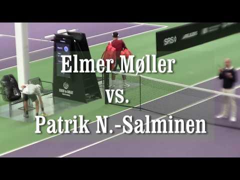 M25 Stockholm - Elmer Møller (DK) (16 år) vs. (584) Patrik N.-Salminen (FIN)(22 år) (v.2)