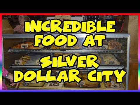 Incredible Food At Silver Dollar City - Sir Willow's Park Tales Ep 25