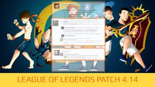 Climax Commenta LoL Patch 4.14 (Gnar)