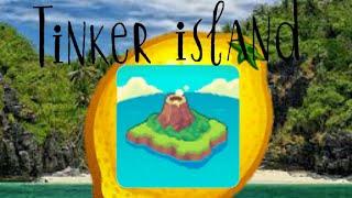 Tinker island. Обзор игры!