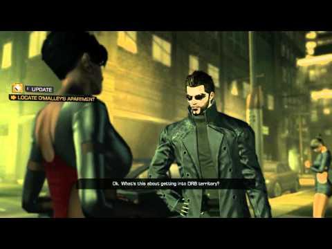 Deus Ex Human Revolution EP9:Yo Baby What's Up?