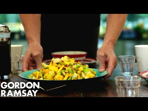 Veganuary Recipes With Gordon Ramsay | Part One