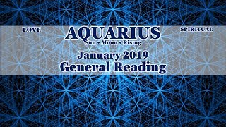 AQUARIUS | Oh, So It Was You! Jan 2019 Love, Spiritual, & General Tarot Reading