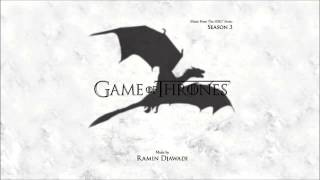 15 - The Night Is Dark  - Game of Thrones -  Season 3 - Soundtrack