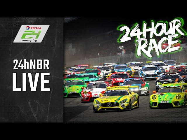 ADAC TOTAL 24h-Race 2020 Nurburgring | English
