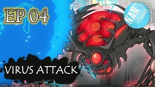 VIRUS ATTACK cartoon series for kids | all episodes | Best cartoons for children |  EP. 04