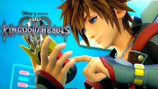Kingdom Hearts III – Official TGS Big Hero 6 Trailer (Japanese)