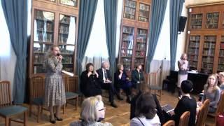 Вопросы директорам российских библиотек и президенту ИФЛА Донне Шидер