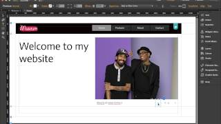 Create a Website With Adobe Muse CC 2014