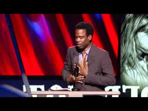 Red Hot Chili Peppers into the Rock And Roll Hall Of Fame - Part 1: Chris Rock's Speech