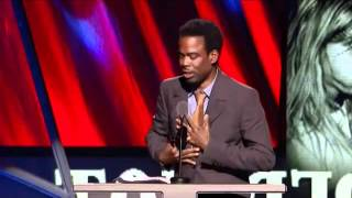 Red Hot Chili Peppers into the Rock And Roll Hall Of Fame - Part 1: Chris Rock