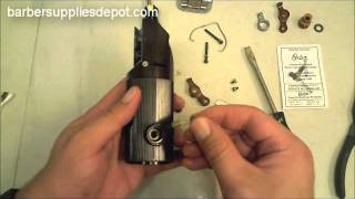 Oster Classic 76 - Parts Repair Replacement & Maintenance