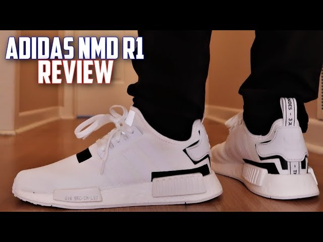 Adidas NMD R1 2019 Review and On-Feet