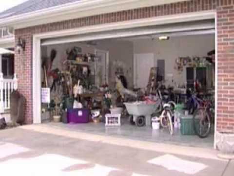 DIY Garage Organization Decorating Ideas