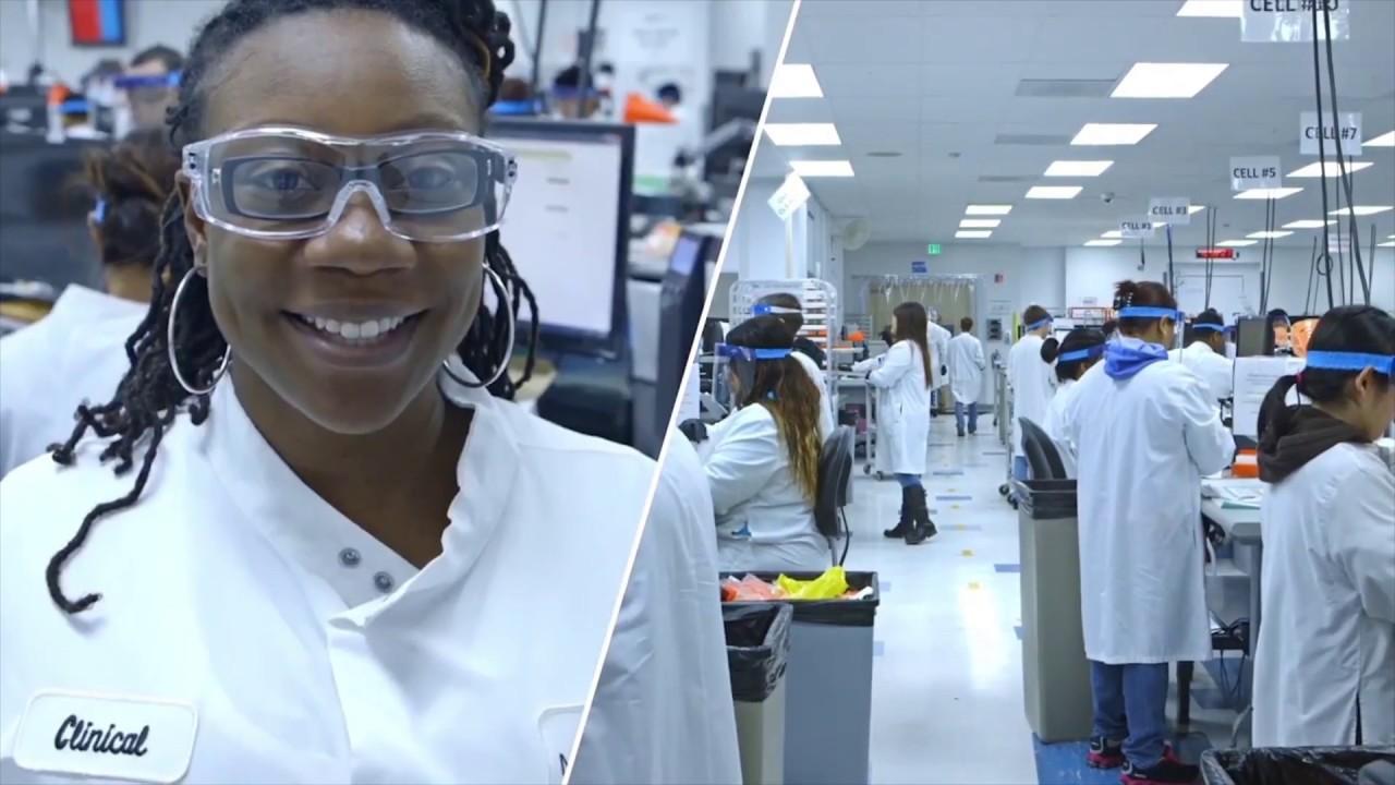 Our Drug Test Laboratory - Millennium Health