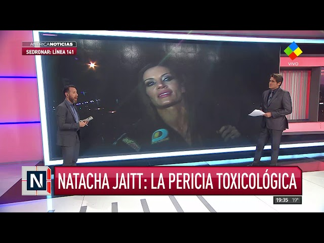 Natacha Jaitt consumió alcohol y cocaína antes de morir según la pericia toxicológica