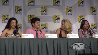 Stargate Universe. (HD) Comic Con 2010 Panel 5 of 6