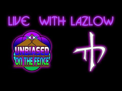 We are LIVE with I Am Lazlow
