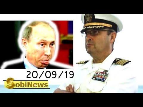 Гари Юрий Табах: Владимир Путин живет в пapaнoйнoм мире! Дроны, нефть - чья работа? SobiNews