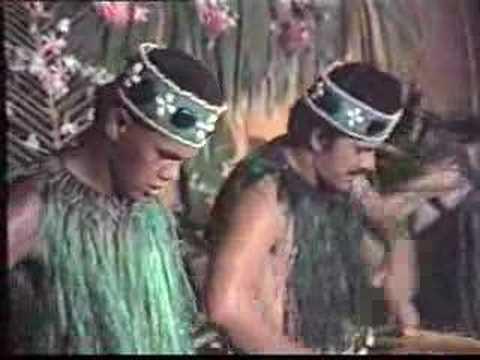 Cook Island Dancing.