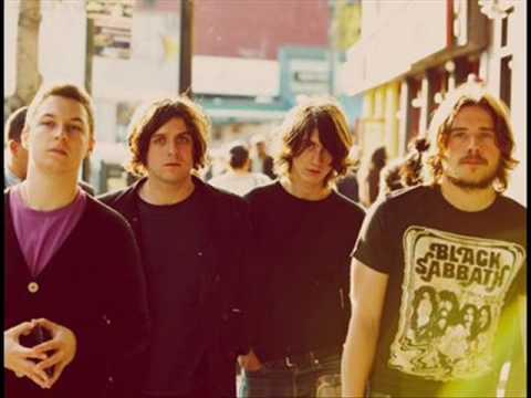 Arctic Monkeys perform