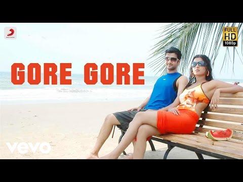 Moscowin Kaveri - Gore Gore Lyric | Rahul, Samantha | SS Thaman