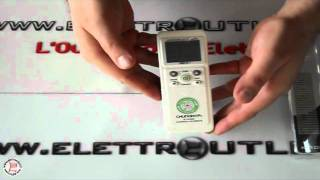 Unboxing Telecomando Universale per Climatizzatore