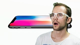 iPhone X — Introducing iPhone X — Apple | REAKTION