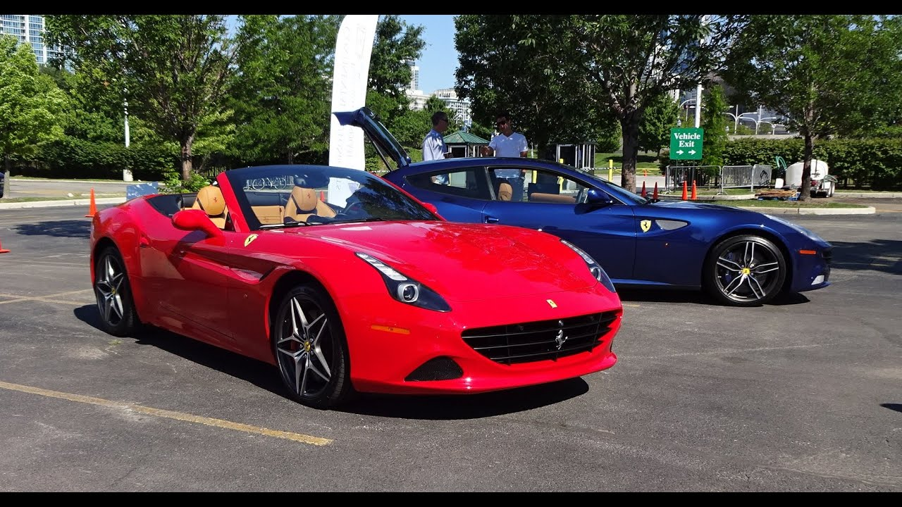 2015 Ferrari California T In Rosso Corsa Red Paint Engine Start Up My Car Story With Lou Costabile Youtube