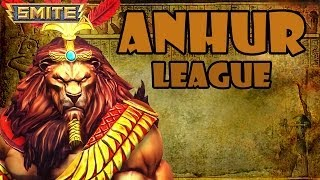 SMITE League Conquest #27 - Anhur