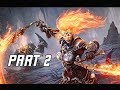 Darksiders 3 walkthrough gameplay part 2 flame hollow let s play commentary mp3