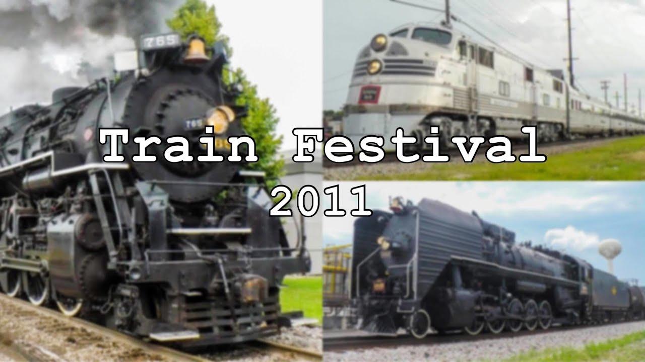 Train Festival 2011