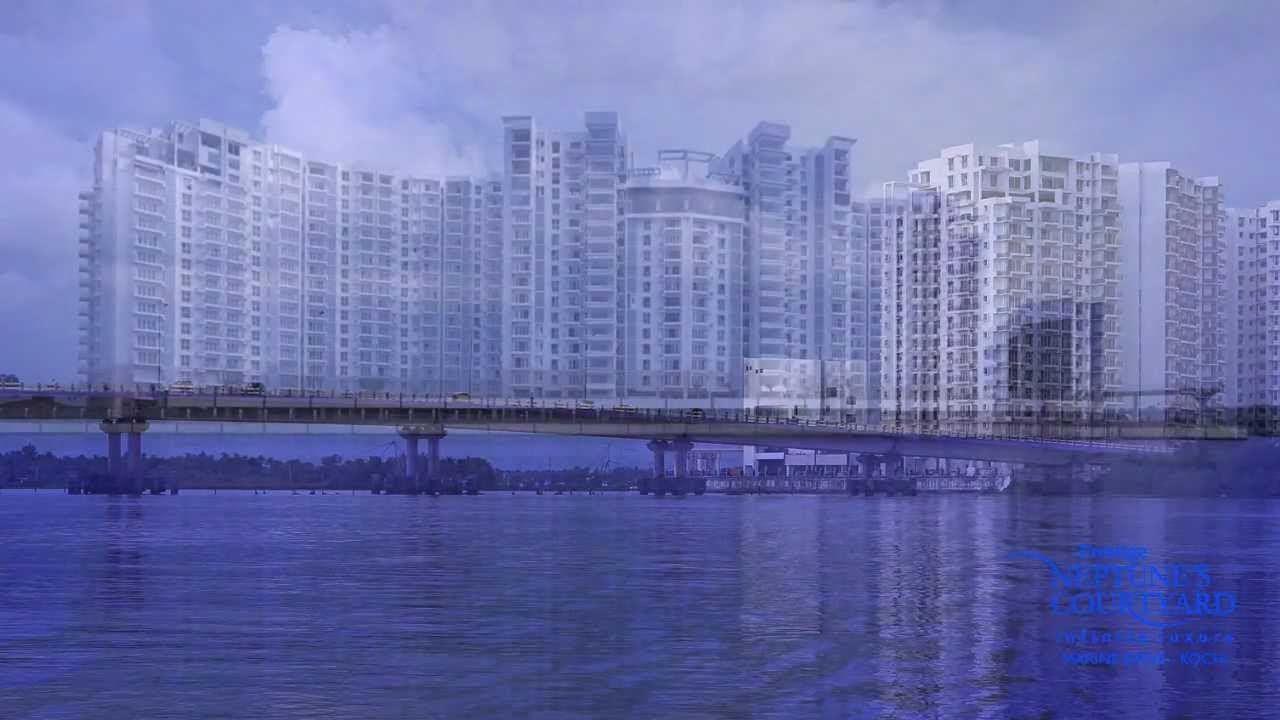 Prestige Neptunes Courtyard  Apartments on Marine Drive