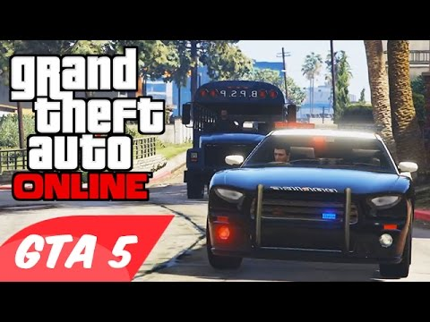 GRAND THEFT AUTO ONLINE (AMAZING GTA V MUSIC VIDEO)
