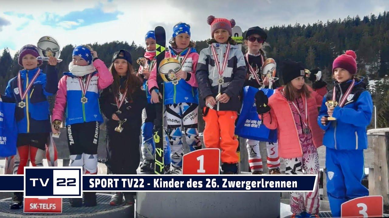 SPORT TV22: Tolle Erfolge beim 26. Zwergerlrennen auf der Seewaldalm